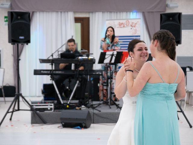 Il matrimonio di Gianluca e Serena a Lauria, Potenza 25
