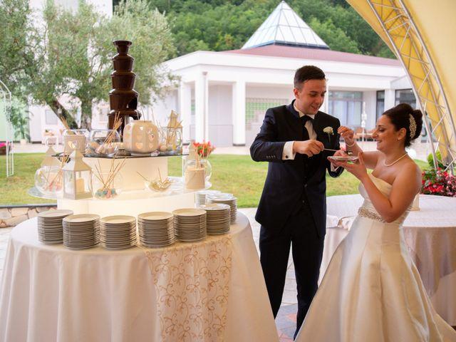 Il matrimonio di Gianluca e Serena a Lauria, Potenza 28