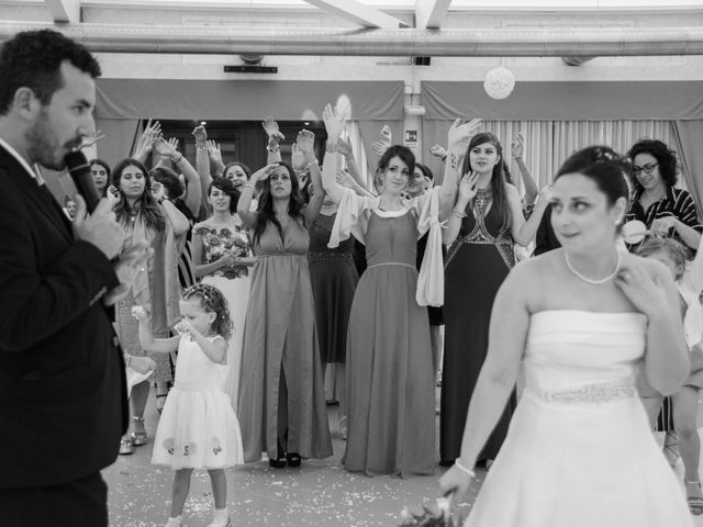 Il matrimonio di Gianluca e Serena a Lauria, Potenza 35