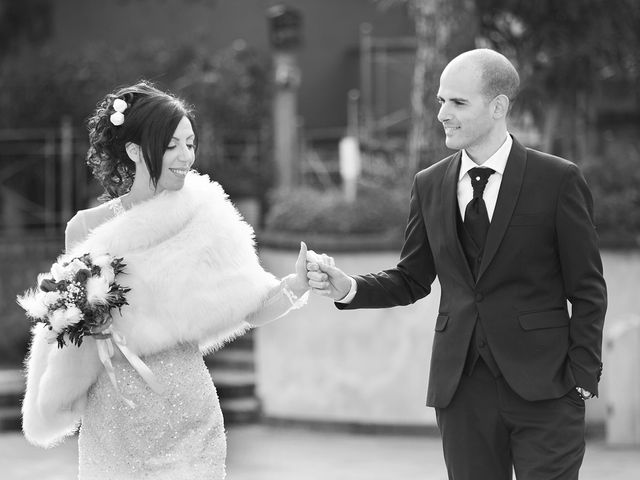 Le nozze di Fortuna e Domenico
