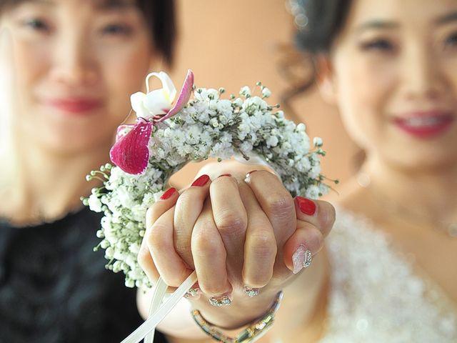 Il matrimonio di Wang Yin e Ding Wei a Chieti, Chieti 1