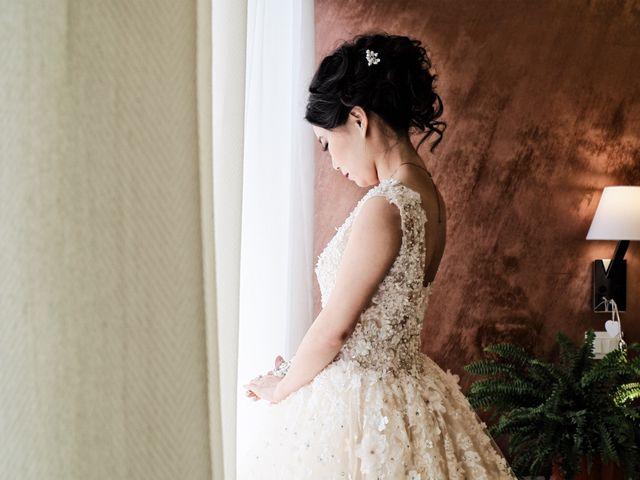 Il matrimonio di Wang Yin e Ding Wei a Chieti, Chieti 2