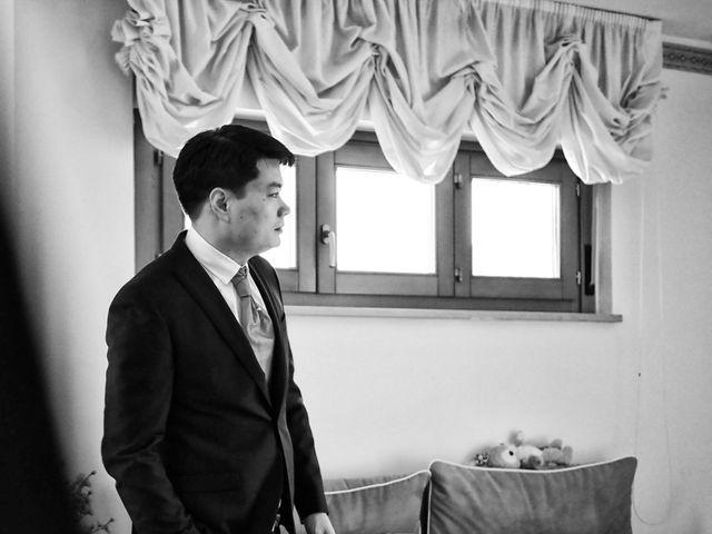 Il matrimonio di Wang Yin e Ding Wei a Chieti, Chieti 5