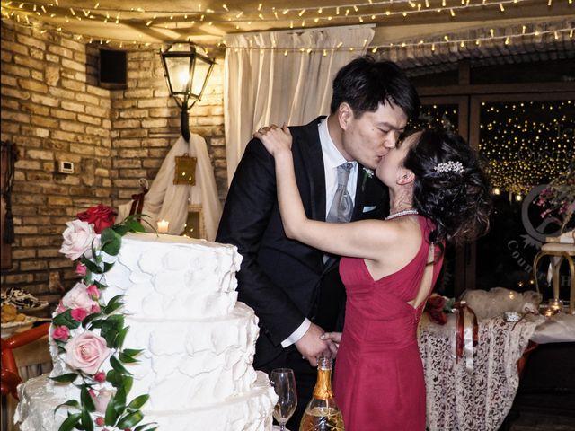 Il matrimonio di Wang Yin e Ding Wei a Chieti, Chieti 20