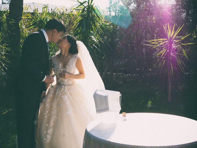 Il matrimonio di Wang Yin e Ding Wei a Chieti, Chieti 11