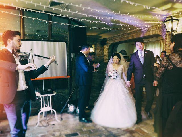 Il matrimonio di Wang Yin e Ding Wei a Chieti, Chieti 16