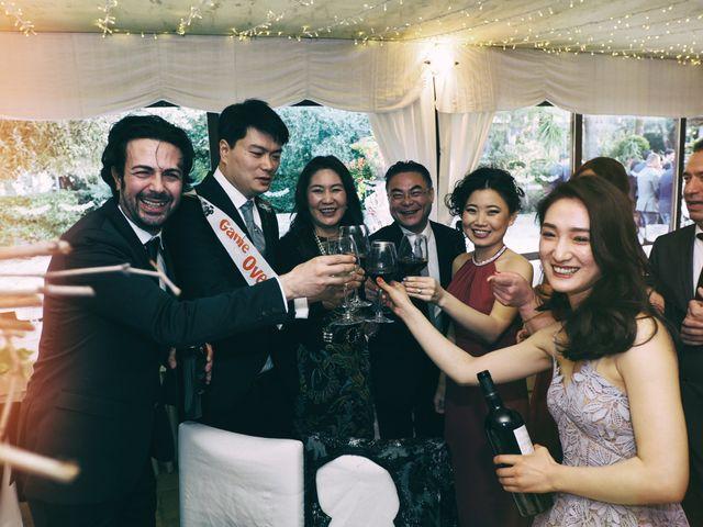Il matrimonio di Wang Yin e Ding Wei a Chieti, Chieti 18