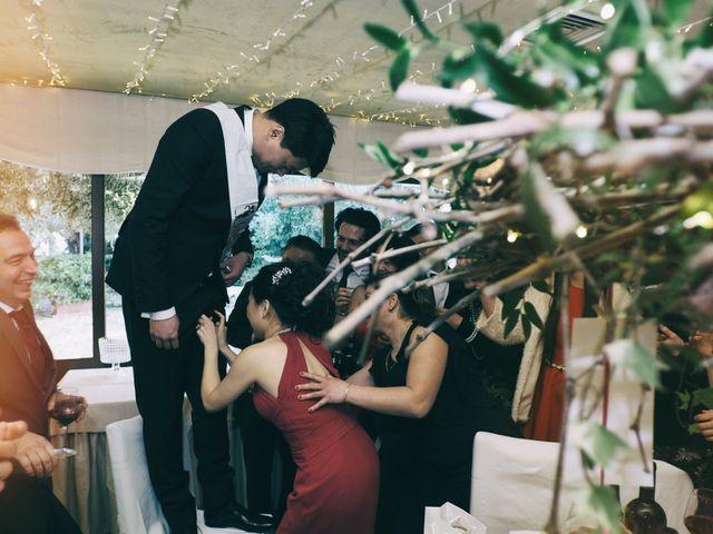 Il matrimonio di Wang Yin e Ding Wei a Chieti, Chieti 19