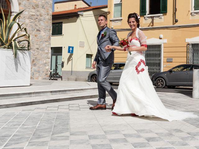 Il matrimonio di Lorenzo e Elisa a Ortonovo, La Spezia 1