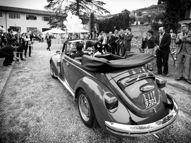 Il matrimonio di Lorenzo e Elisa a Ortonovo, La Spezia 2