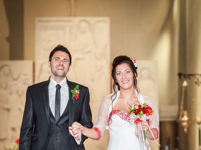 Il matrimonio di Lorenzo e Elisa a Ortonovo, La Spezia 5