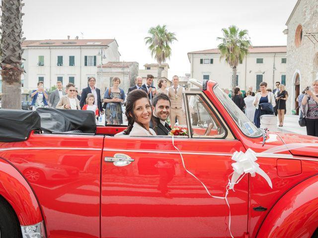 Il matrimonio di Lorenzo e Elisa a Ortonovo, La Spezia 6