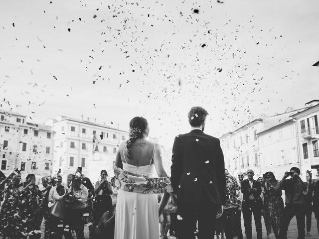 Il matrimonio di Mario e Elettra a Sarzana, La Spezia 43