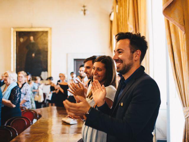 Il matrimonio di Mario e Elettra a Sarzana, La Spezia 45