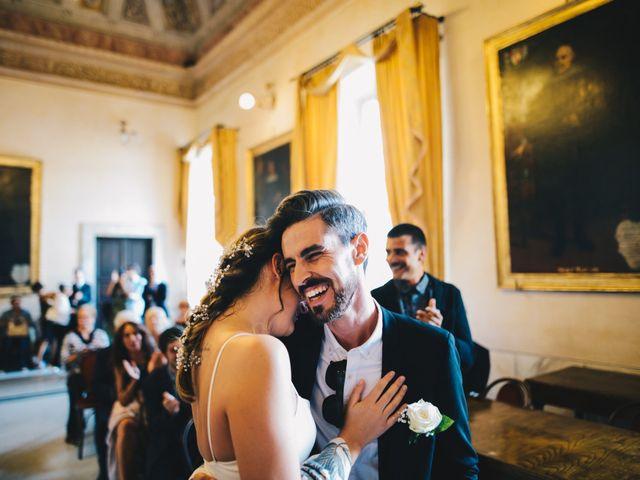 Il matrimonio di Mario e Elettra a Sarzana, La Spezia 46
