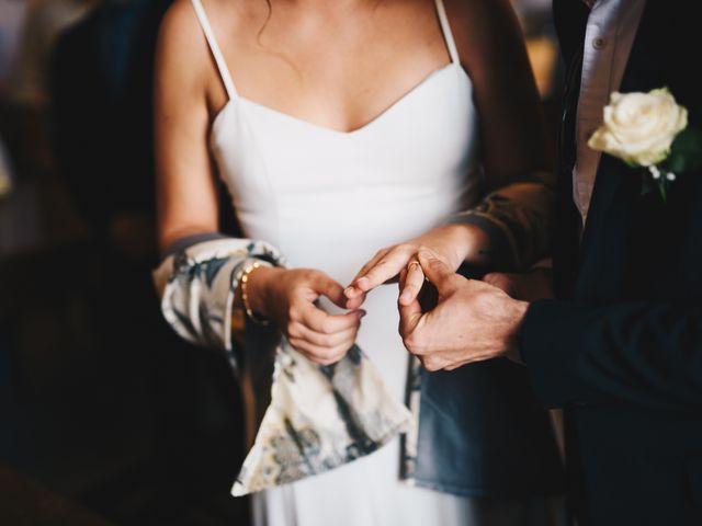 Il matrimonio di Mario e Elettra a Sarzana, La Spezia 47
