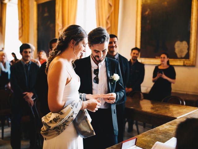 Il matrimonio di Mario e Elettra a Sarzana, La Spezia 48