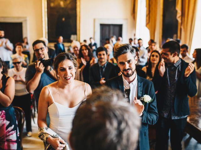 Il matrimonio di Mario e Elettra a Sarzana, La Spezia 51