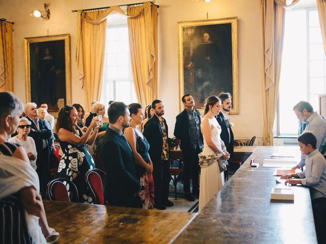 Il matrimonio di Mario e Elettra a Sarzana, La Spezia 54