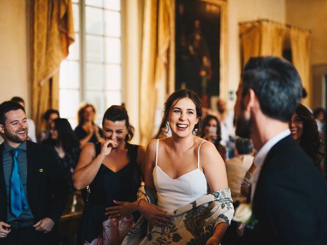 Il matrimonio di Mario e Elettra a Sarzana, La Spezia 56