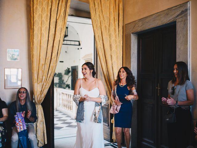 Il matrimonio di Mario e Elettra a Sarzana, La Spezia 57