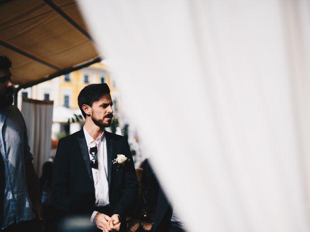 Il matrimonio di Mario e Elettra a Sarzana, La Spezia 65