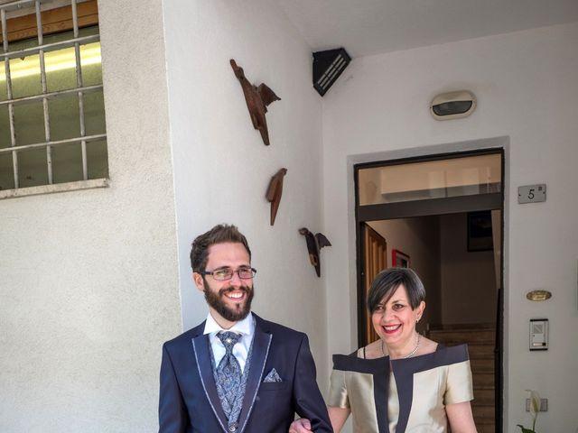 Il matrimonio di Mattia e Ilaria a Grosseto, Grosseto 34