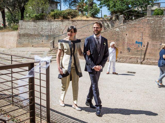 Il matrimonio di Mattia e Ilaria a Grosseto, Grosseto 54