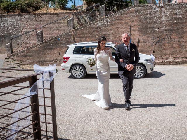 Il matrimonio di Mattia e Ilaria a Grosseto, Grosseto 60