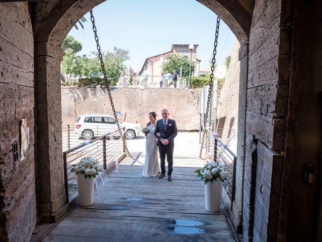 Il matrimonio di Mattia e Ilaria a Grosseto, Grosseto 61