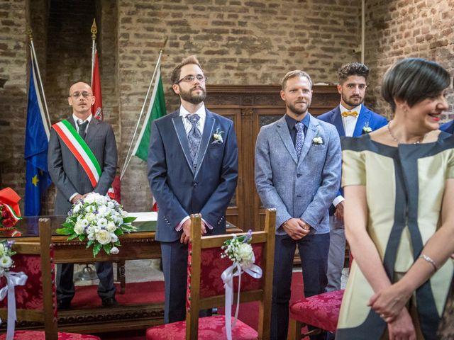 Il matrimonio di Mattia e Ilaria a Grosseto, Grosseto 62