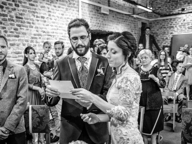 Il matrimonio di Mattia e Ilaria a Grosseto, Grosseto 69