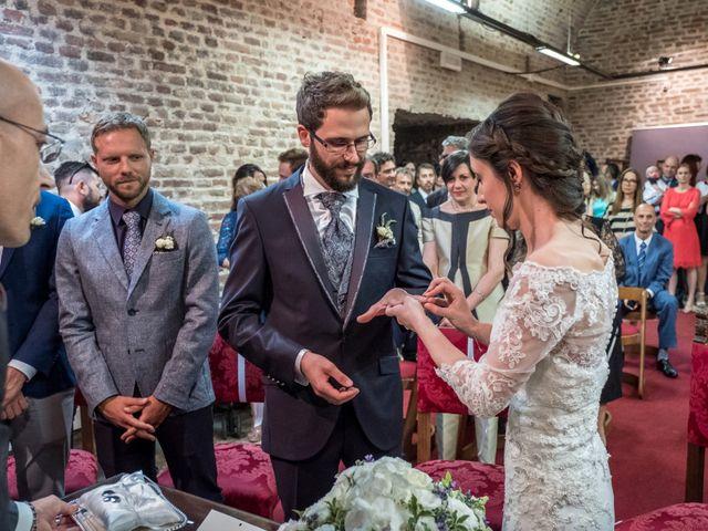 Il matrimonio di Mattia e Ilaria a Grosseto, Grosseto 75