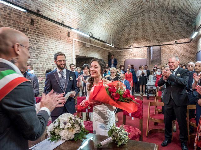 Il matrimonio di Mattia e Ilaria a Grosseto, Grosseto 79