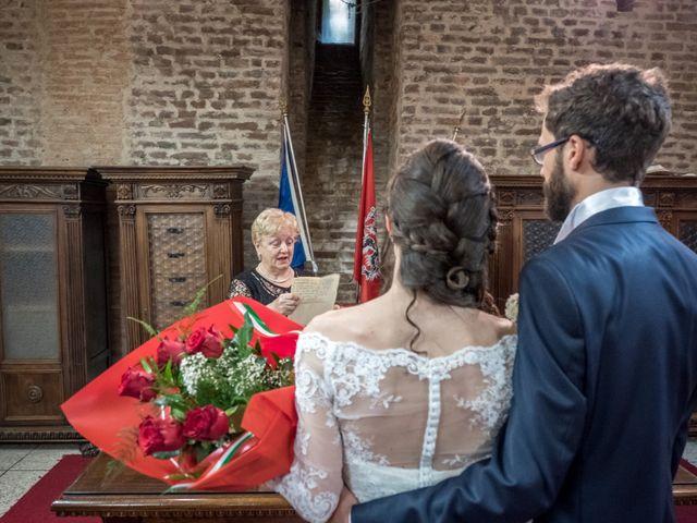 Il matrimonio di Mattia e Ilaria a Grosseto, Grosseto 81