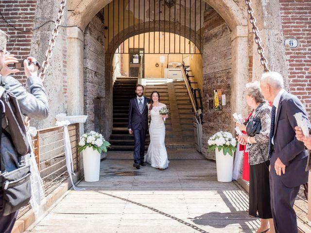 Il matrimonio di Mattia e Ilaria a Grosseto, Grosseto 85