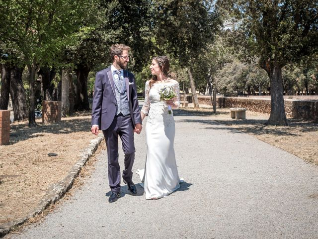 Il matrimonio di Mattia e Ilaria a Grosseto, Grosseto 89