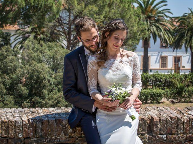Il matrimonio di Mattia e Ilaria a Grosseto, Grosseto 91
