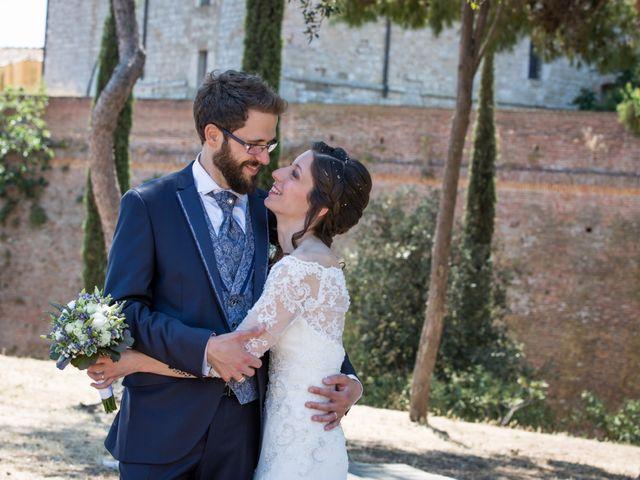 Il matrimonio di Mattia e Ilaria a Grosseto, Grosseto 92