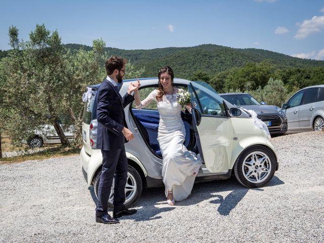 Il matrimonio di Mattia e Ilaria a Grosseto, Grosseto 96