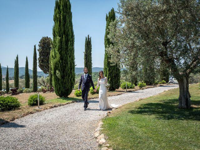 Il matrimonio di Mattia e Ilaria a Grosseto, Grosseto 97