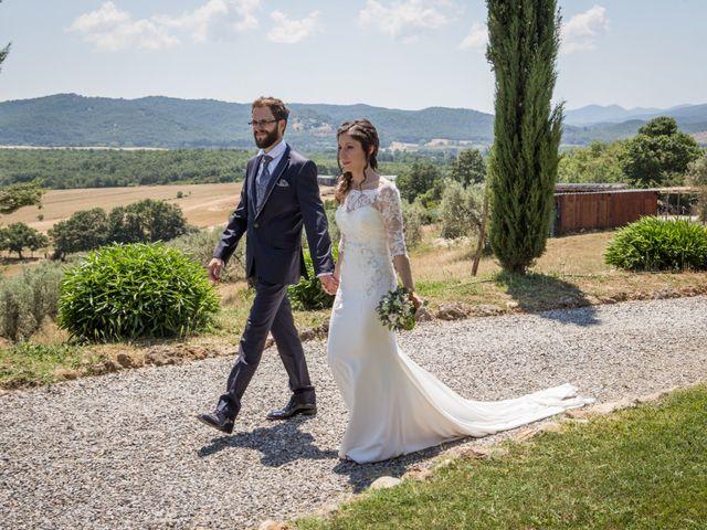 Il matrimonio di Mattia e Ilaria a Grosseto, Grosseto 98