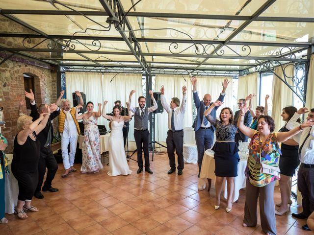 Il matrimonio di Mattia e Ilaria a Grosseto, Grosseto 103
