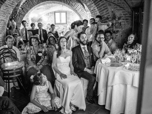 Il matrimonio di Mattia e Ilaria a Grosseto, Grosseto 108
