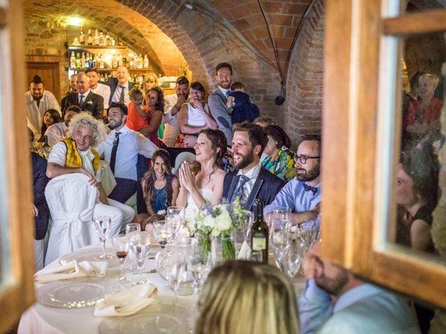 Il matrimonio di Mattia e Ilaria a Grosseto, Grosseto 109