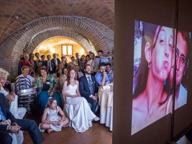 Il matrimonio di Mattia e Ilaria a Grosseto, Grosseto 110