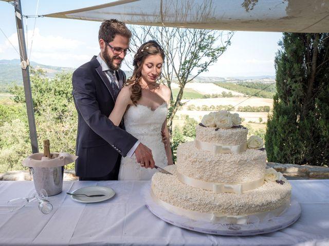 Il matrimonio di Mattia e Ilaria a Grosseto, Grosseto 111