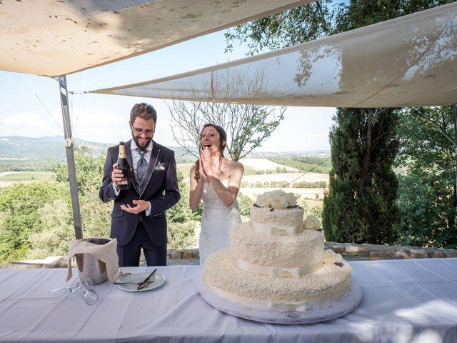 Il matrimonio di Mattia e Ilaria a Grosseto, Grosseto 113