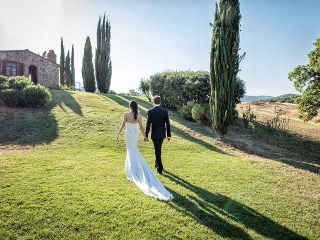 Il matrimonio di Mattia e Ilaria a Grosseto, Grosseto 116
