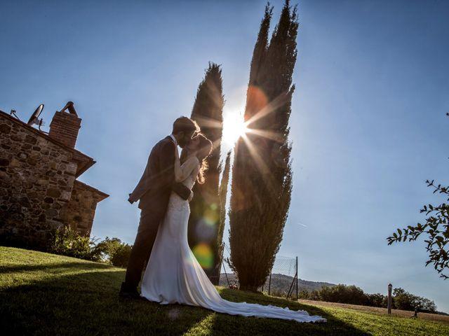 Il matrimonio di Mattia e Ilaria a Grosseto, Grosseto 117